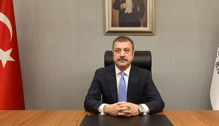 Son dakika... Merkez Bankası Başkanı Kavcıoğlu'ndan faiz açıklaması