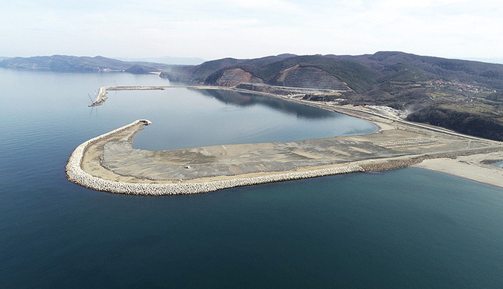 Filyos Limanı yarın açılıyor