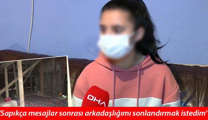 İstanbul'da çatı katında 8 günlük kâbus!