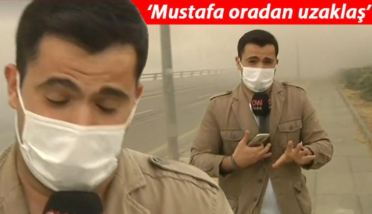 Son dakika: Ankara'da yangın paniği! Trafik durma noktasına geldi… Canlı yayında zor anlar