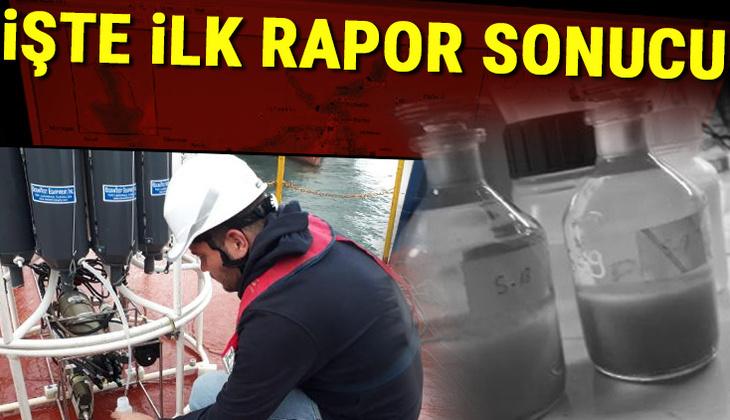 Son dakika: Marmara'daki kâbusla ilgili korkutan rapor: Böylesi daha önce görülmedi
