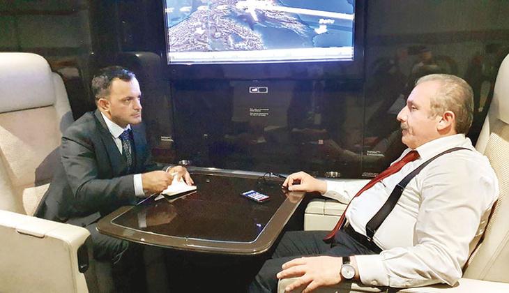 TBMM Başkanı Mustafa Şentop: Darbeler parlamenter sistemle bağlantılı