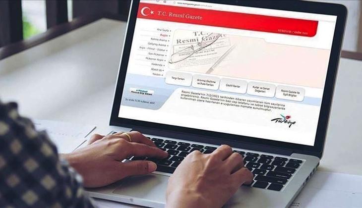 Terörizmin Finansmanının Önlenmesi Hakkında Kanun gereğince bazı kurum ve kişilerin Türkiye'deki malvarlıkları donduruldu