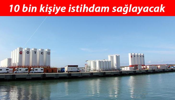 Türkiye'nin ilk mega endüstri bölgesi... 10 bin kişiye istihdam sağlayacak