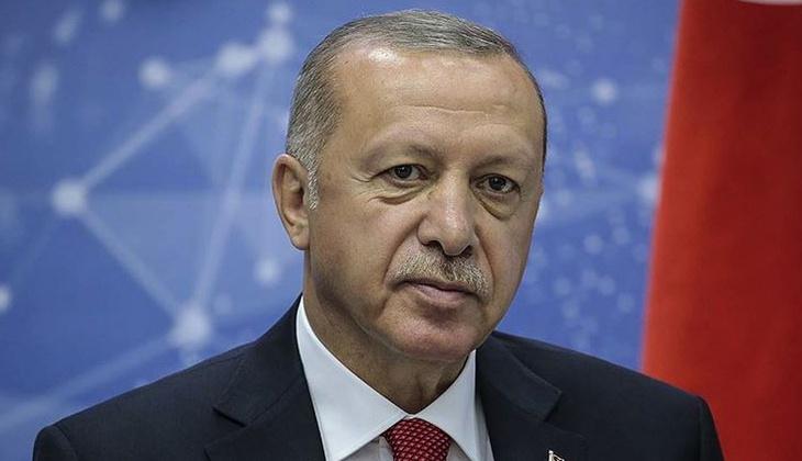 Son dakika: Cumhurbaşkanı Erdoğan'dan Çevre Günü mesajı