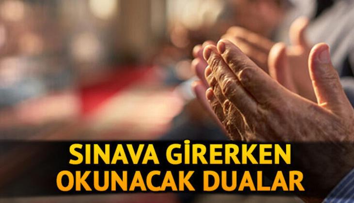 Sınavda okunacak dualar neler: Sınav duası nedir? İşte LGS öncesi başarılı olmak için sınavda okunacak sureler