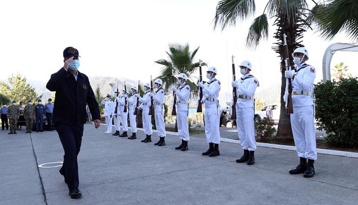 Son dakika: Milli Savunma Bakanı Akar açıkladı! 'Bütün zamanların rekorunu kırdı'