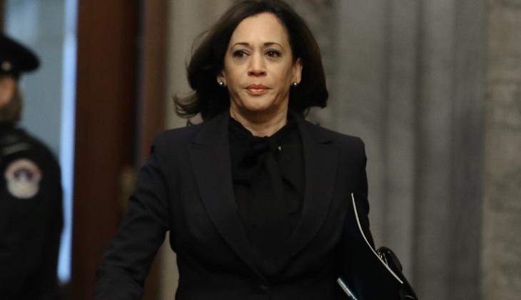 ABD Başkan Yardımcısı Kamala Harris'in uçağı teknik arıza nedeniyle zorunlu iniş yaptı