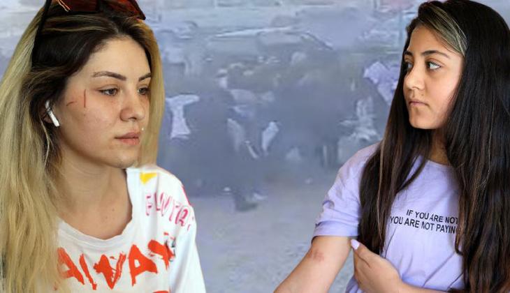 Ücret tartışmasında damat ve yakınları kuaförü dövdü! 'Silahların dipçikleri ile yüzümüze vurdular'