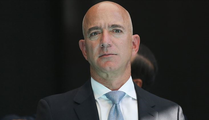 Amazon'un kurucusu Bezos, kardeşiyle uzaya çıkıyor