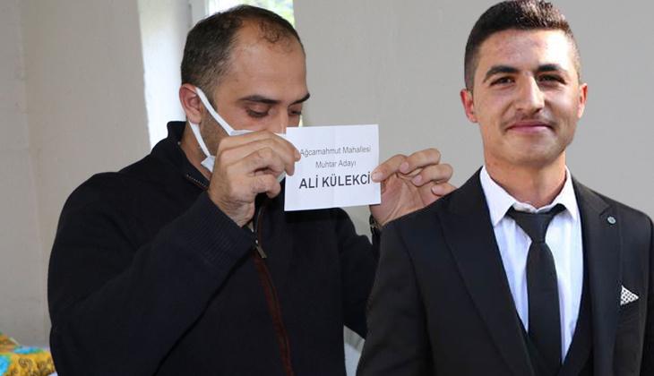 Bir ay önce 18 yaşına bastı! İşte dün yapılan seçimi kazanan Ali Külekçi'nin ilk sözleri...