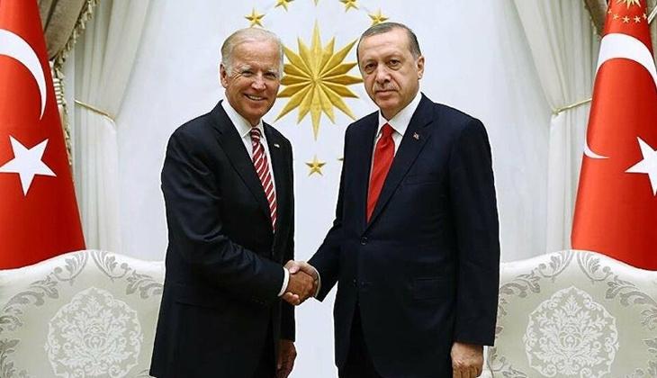 Son dakika haberi: ABD'den Erdoğan-Biden görüşmesine ilişkin flaş açıklama