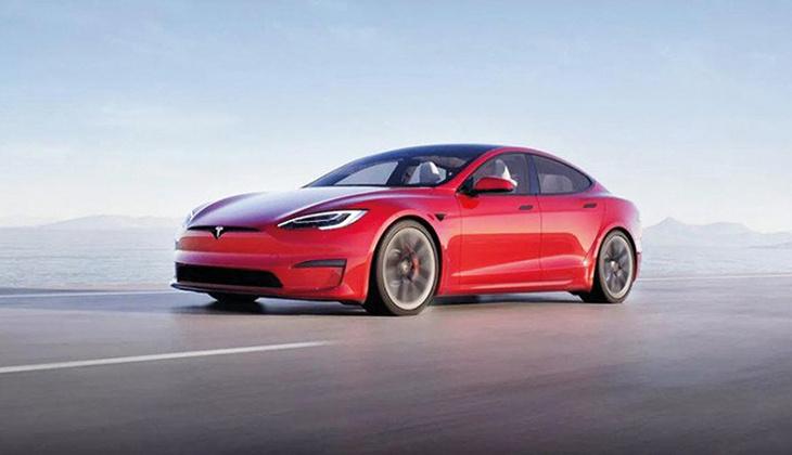 Tesla'dan geri vites
