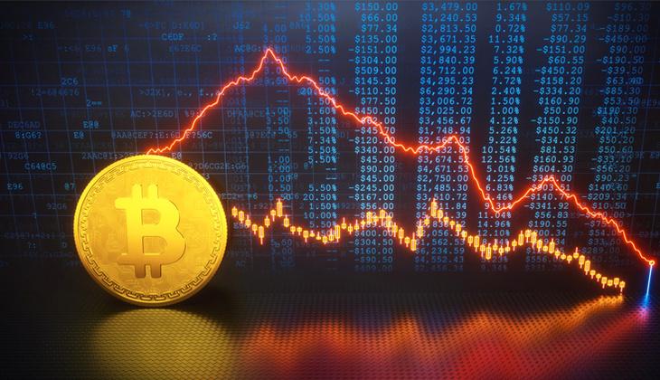 Son dakika... Bitcoin'de sert düşüş! Trump etkisi var