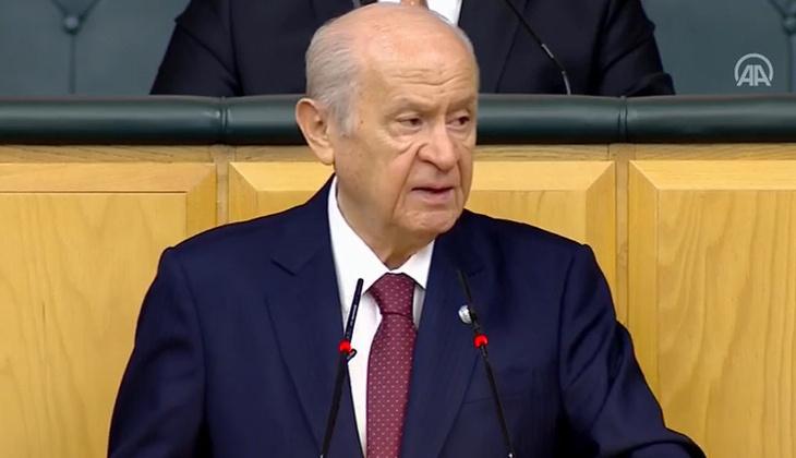 Son dakika: MHP Genel Başkanı Bahçeli'den önemli açıklamalar