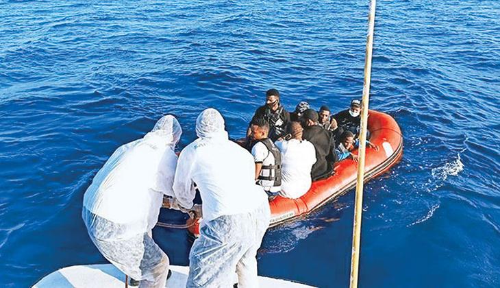 Türkiye'den AB'ye mülteci geçişi azaldı