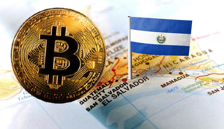 İlk ülke olacaklardı! El Salvador'dan flaş Bitcoin adımı...