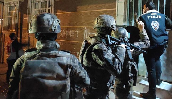 Mersin merkezli 18 ilde yasa dışı bahis operasyonu: 86 gözaltı