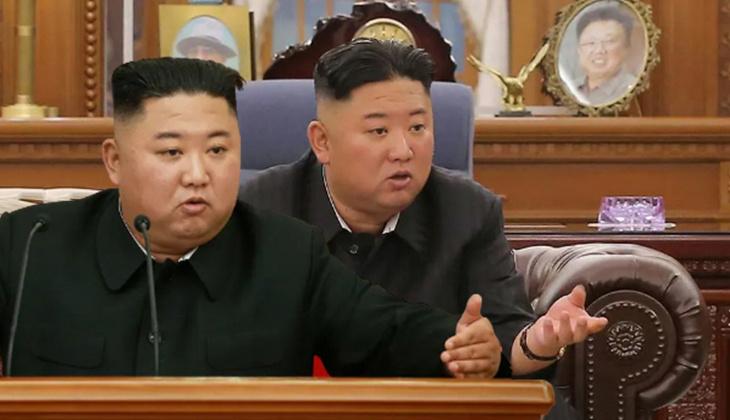 Son dakika haberi: Son fotoğrafı şok etkisi yarattı... Kuzey Kore lideri Kim Jong-un adeta eridi!