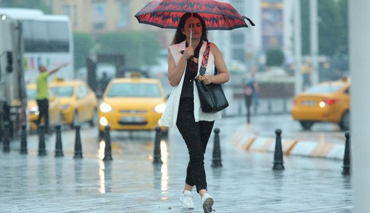 Hava nasıl olacak? İstanbul'a yağış uyarısı - Meteoroloji 10 Haziran İstanbul, Ankara, İzmir ve il il hava durumu tahminleri
