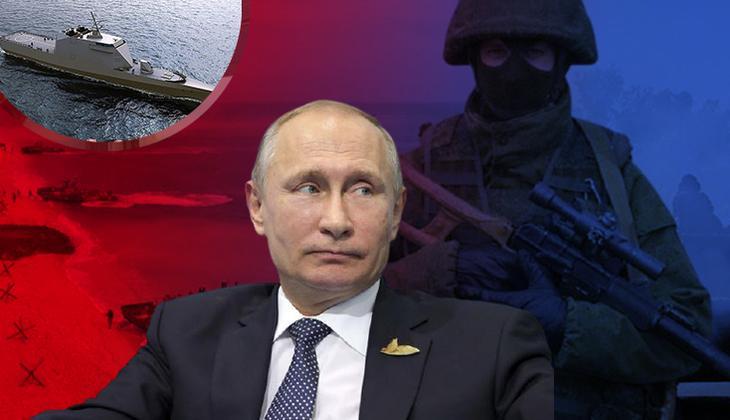 Rusya'nın yeni silahını tanıttılar: Düşmanı kör ediyor!