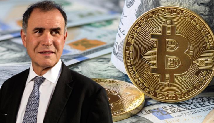 Kahin lakaplı ünlü ekonomist uyardı... Yeniden düşüşe geçen Bitcoin'le ilgili flaş açıklama!