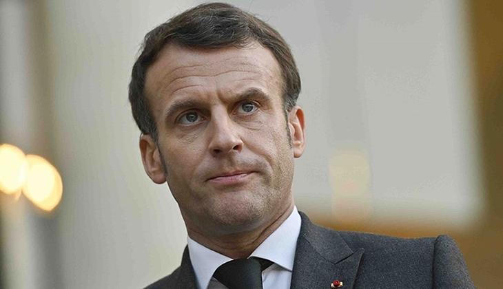 Fransa Cumhurbaşkanı Macron'dan Erdoğan açıklaması