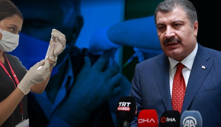Son dakika: Sağlık Bakanı Fahrettin Koca'dan Biontech açıklaması