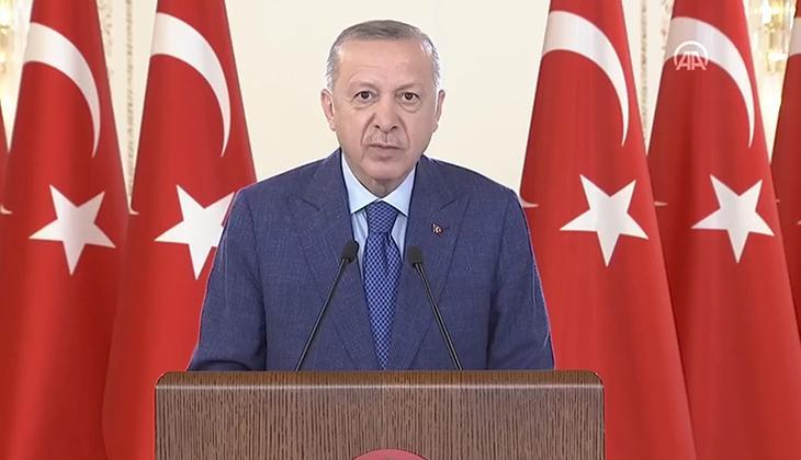 Son dakika... Dev tesis açılıyor... Cumhurbaşkanı Erdoğan'dan önemli açıklamalar