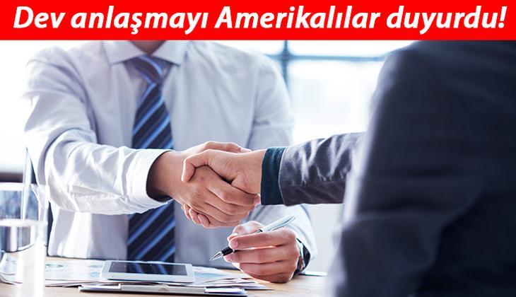 Amerikalılar duyurdu! Türk şirketi 100 milyon dolara satılıyor...