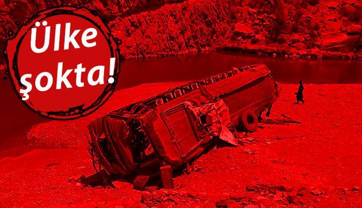 Pakistan'da feci kaza! 23 ölü, 30'dan fazla yaralı var