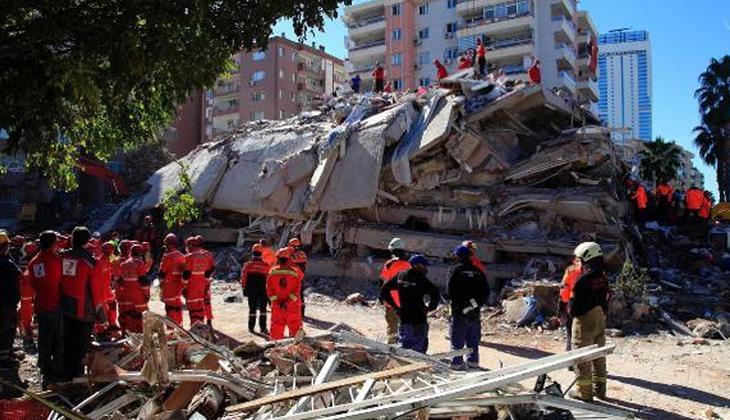 İzmir depreminde Rıza Bey Apartmanı'nda 36 kişi hayatını kaybetmişti... Flaş gelişme