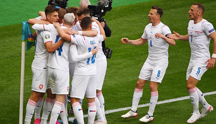 İskoçya 0 - 2 Çekya (EURO 2020 D Grubu maç özeti)