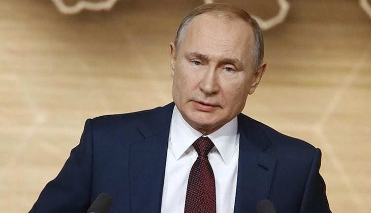 Biden görüşmesi öncesi Putin'den kritik açıklama
