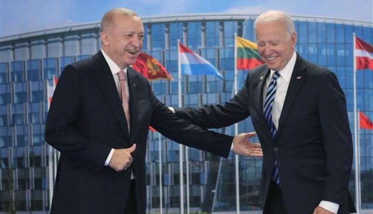 Son dakika haberi... Kritik görüşme sonrası Biden'dan ilk açıklama! 'Çok iyi bir görüşme yaptık'