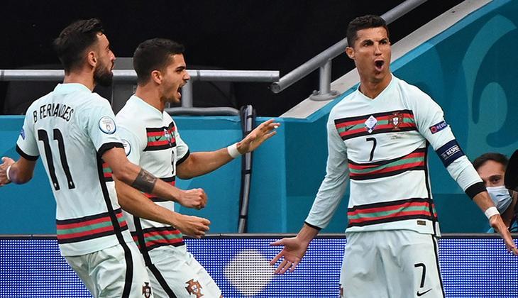 Son Dakika: Macaristan 0-3 Portekiz / Maç sonucu ve özeti