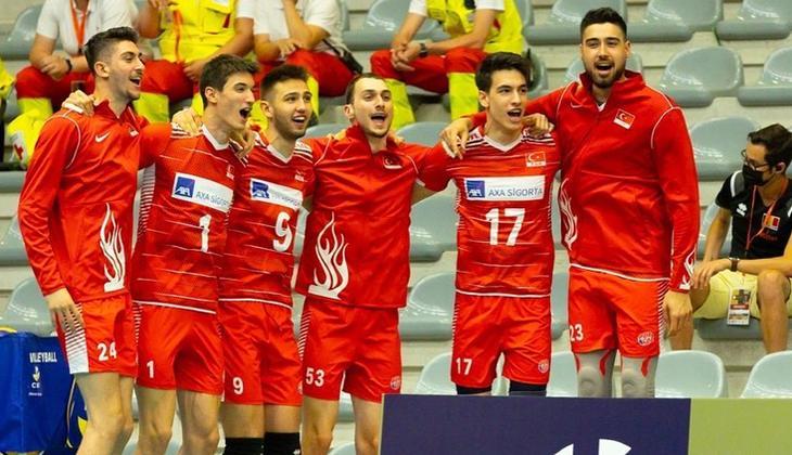 Son Dakika: Filenin Efeleri, üst üste ikinci kez CEV Avrupa Altın Ligi'nde şampiyon oldu