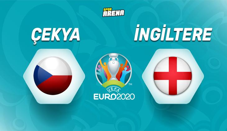 Canlı anlatım: Çekya - İngiltere maçı