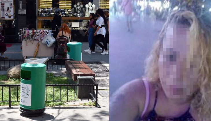 Üzeri kanlı şekilde dolanıyordu! Antalya'da korkunç olay: Caddede düşük yaptı, ölü cenini poşetle çöpe attı