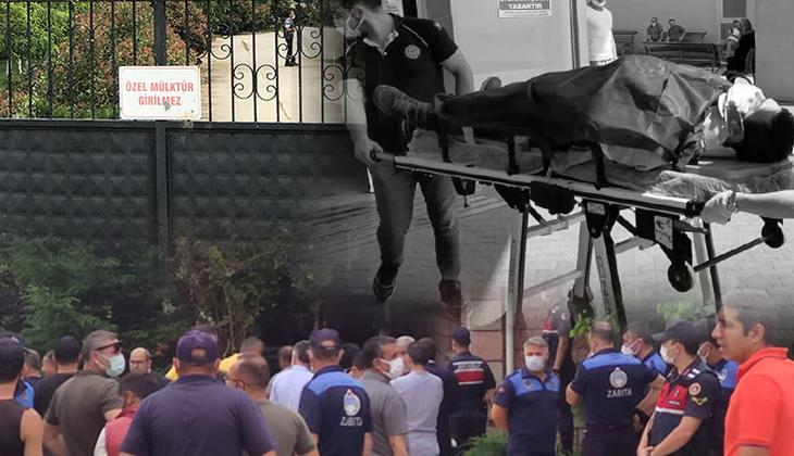 Son dakika... İYİ Partili Lütfü Türkkan'ın çiftliğinde kaçak yapı yıkımı! Basın mensubunu darp ettiler