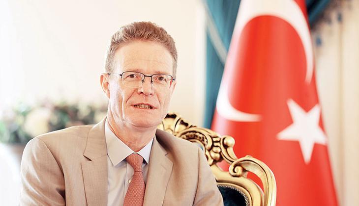 AB Temsilcisi mülteci yardımını değerlendirdi: Türkiye'ye desteğimizi gösteriyoruz