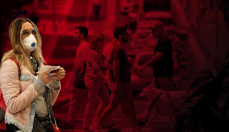 Son dakika: İsrail'de kapalı alanda maske takma zorunluğu geri geldi!