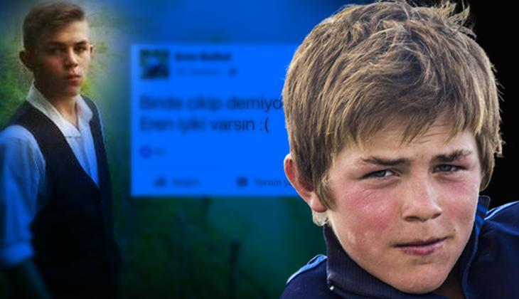 Şehit Eren Bülbül'ün paylaşımı sosyal medyada 4 yıl sonra yeniden gündem oldu
