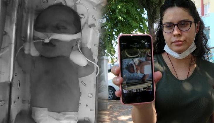 Adana'da özel hastanesinde doğum skandalı! Azra bebek, ölüm kalım savaşı veriyor