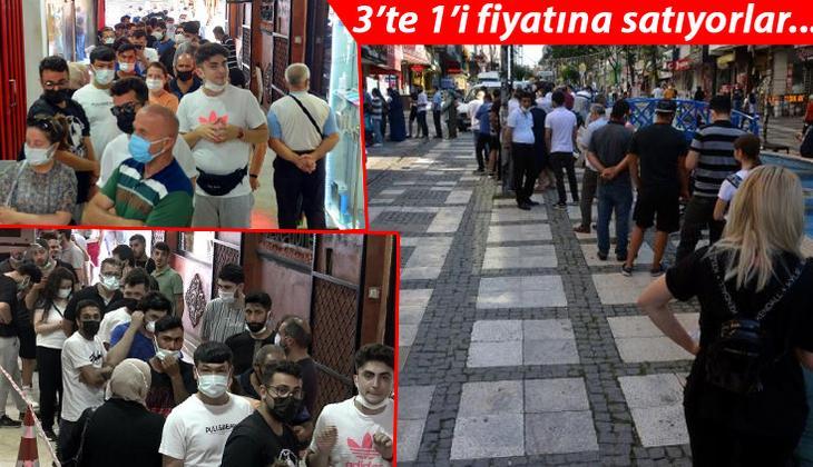 İstanbul Havalimanı'nda unutulan eşyalar için akın ettiler! Kuyruğun sonu görünmüyor