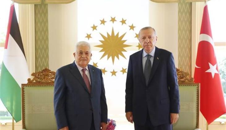 Son dakika haber: Cumhurbaşkanı Erdoğan'dan Filistin mesajı! 'İsrail'in zulmüne sessiz kalmayacağız'