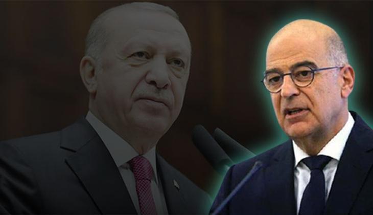 Yunanistan Dışişleri Bakanı Dendias'tan Cumhurbaşkanı Erdoğan'a övgüler: 'Çok şeyi başarmış önemli bir lider'