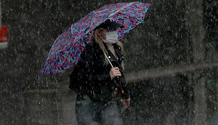 Son dakika: Meteoroloji'den 4 il için hava durumu uyarısı