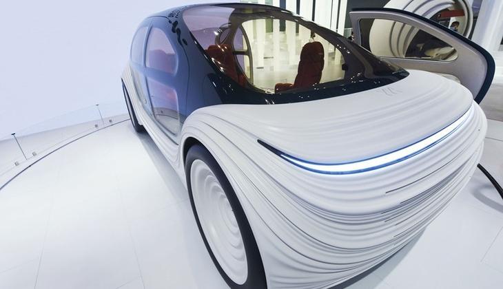 Dünyanın en ilginç otomobili tanıtıldı! Öyle bir özelliği var ki...
