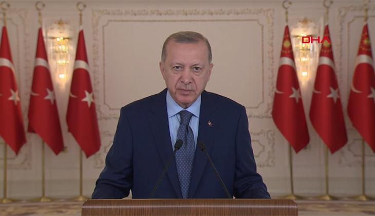 Son dakika... Cumhurbaşkanı Erdoğan'dan Srebrenitsa Soykırımı'nın 26. yıldönümü dolayısıyla mesaj